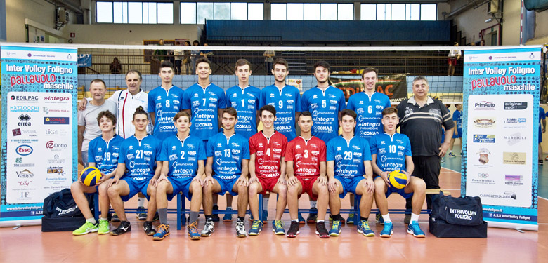 intervolley foligno