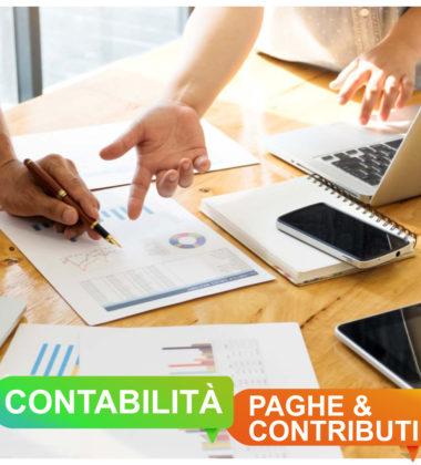 corso contabilità, corso paghe e contributi