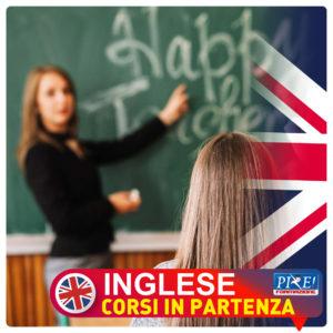 corso inglese foligno