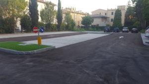 vigili urbani parcheggio