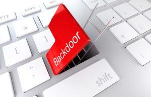eset - backdoor
